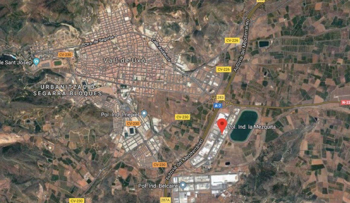 Hallado el cadáver de un corredor que había desaparecido en la Vall d'Uixó