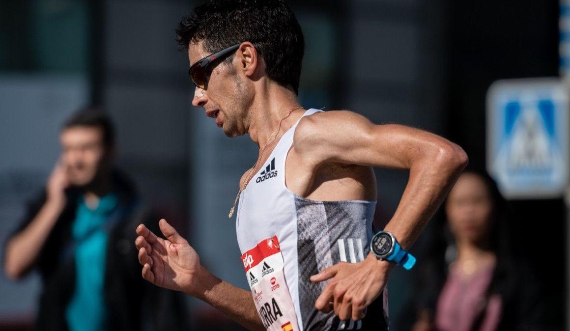 Javi Guerra correrá el Maratón de Sevilla