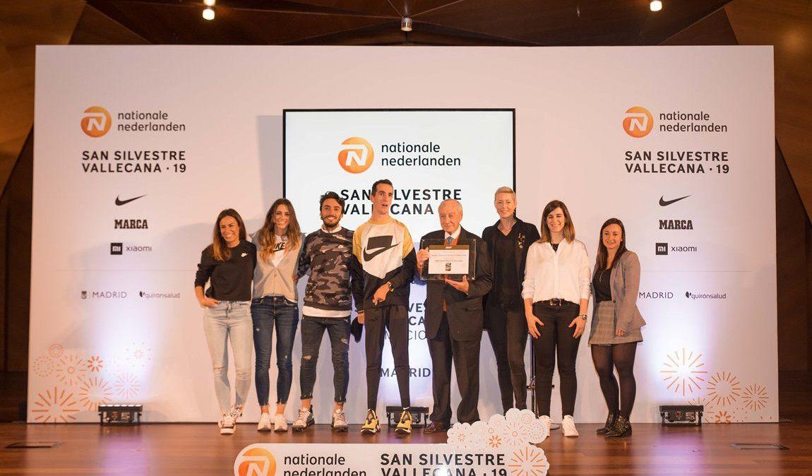 Alex Roca participará en la San Silvestre Vallecana