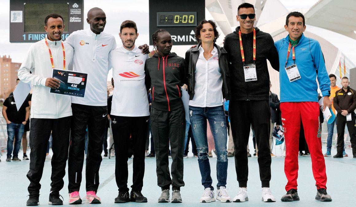Previa Maratón de Valencia 2019