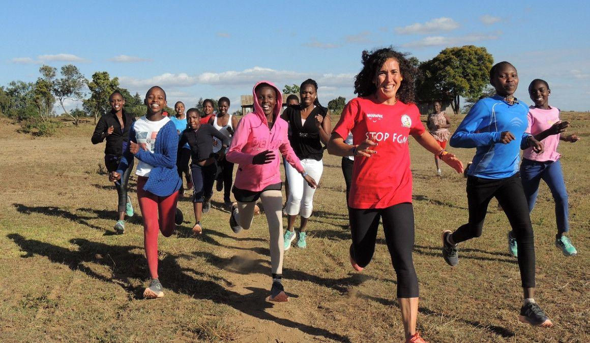 12 mujeres correrán para combatir la violencia de género más radical