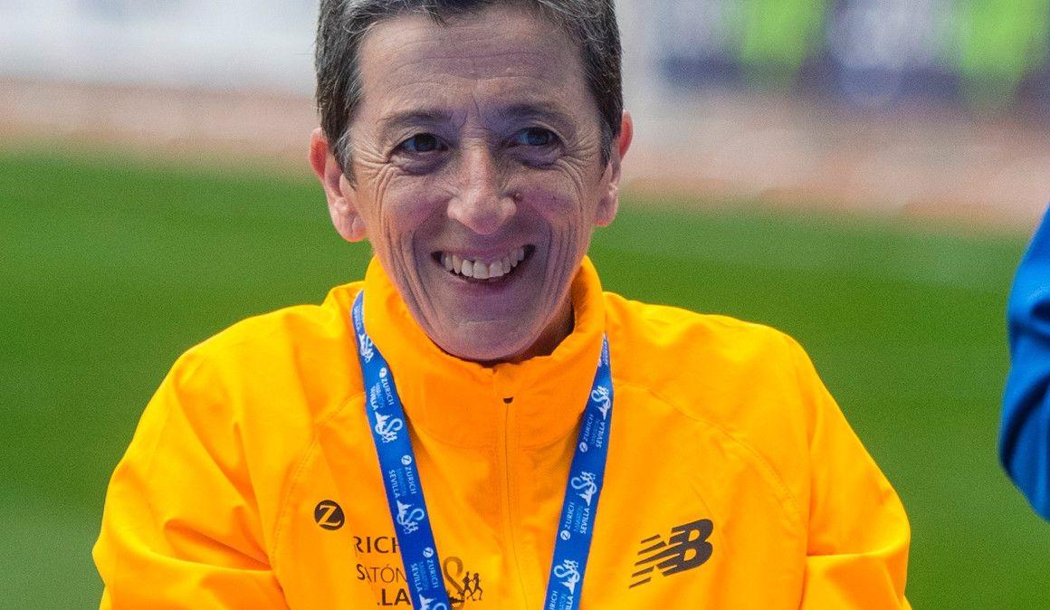 La legendaria Rosa Mota… ¡A 3:45 por km con 61 años!