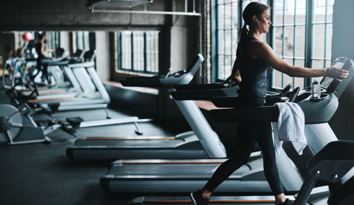 Correr en la cinta del gimnasio no es tan mala opción
