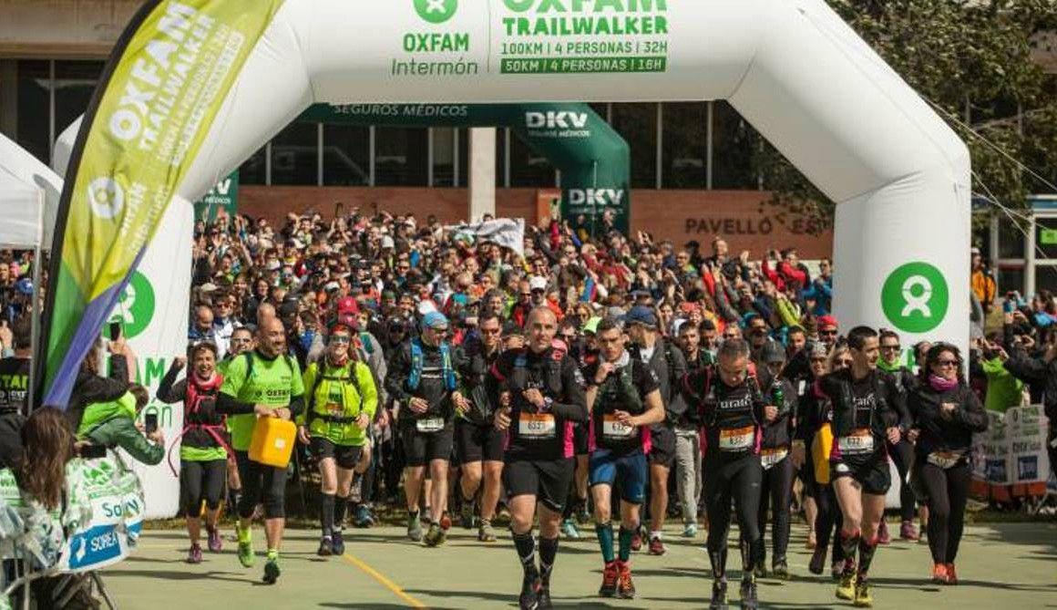Ya hay fechas para el reto Intermon Trailwalker 2020