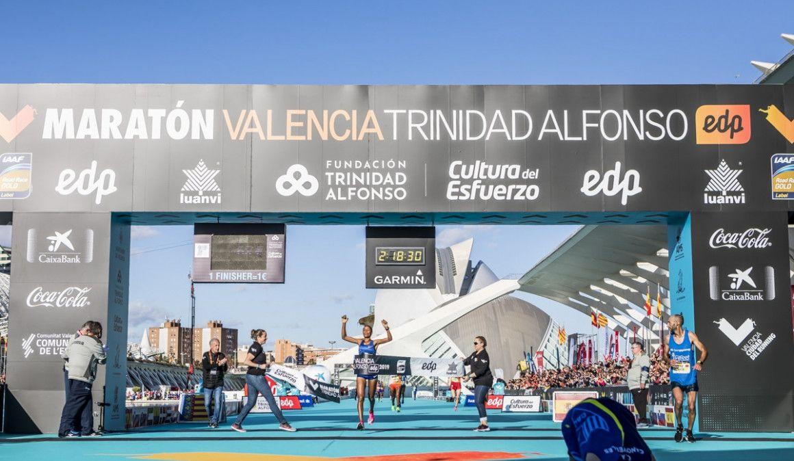 ¡Primer sub 2:04 y sub 2:20 en suelo español!