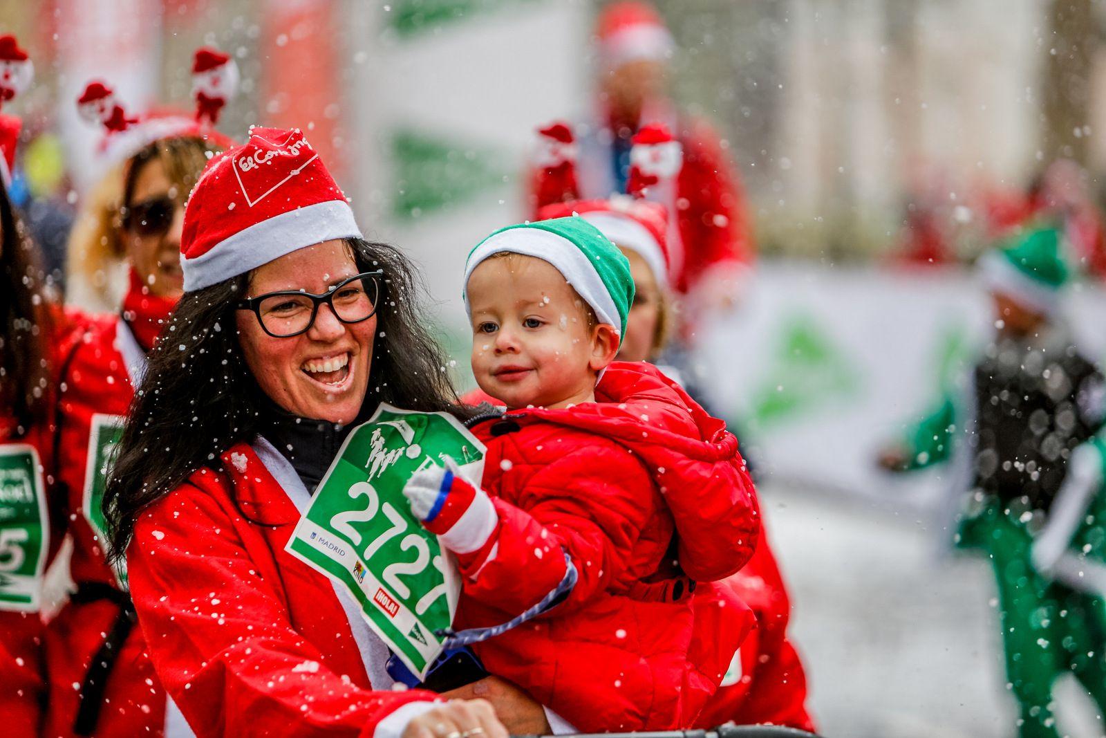 Fotos de la Carrera de El Corte Inglés Papá Noel 2019 – 20