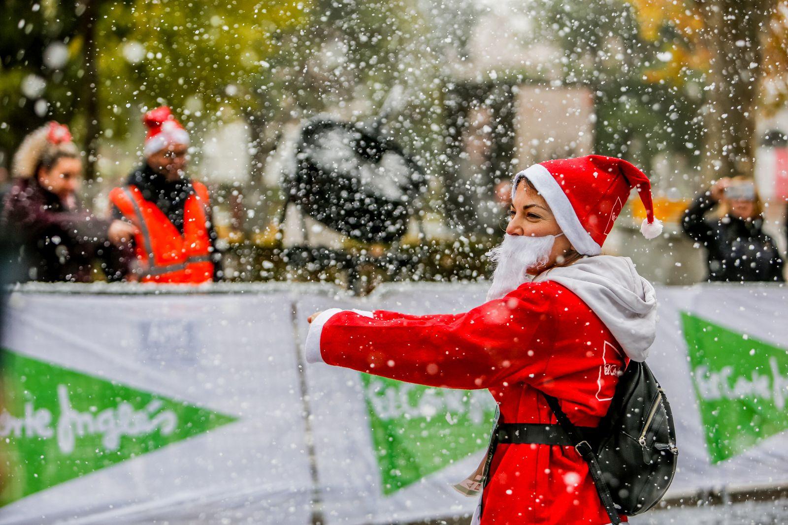 Fotos de la Carrera de El Corte Inglés Papá Noel 2019 – 19