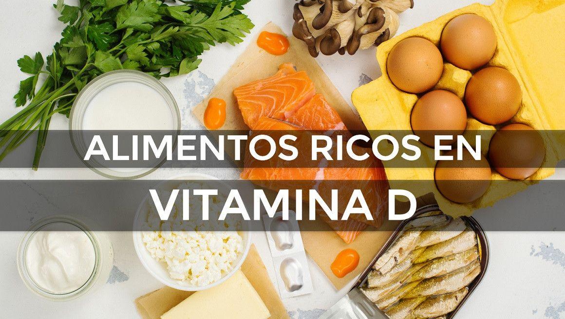 7 alimentos ricos en vitamina D