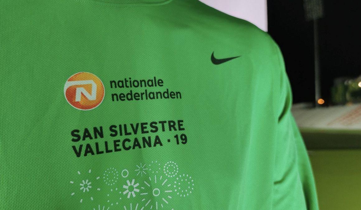 Desvelado el color de la camiseta de la Vallecana