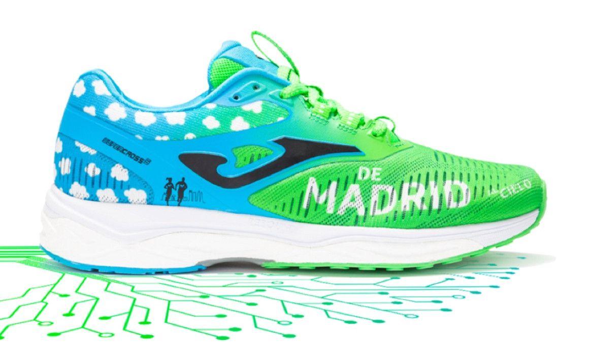 La inscripción del Movistar Medio Maratón de Madrid que incluye las zapas de la carrera