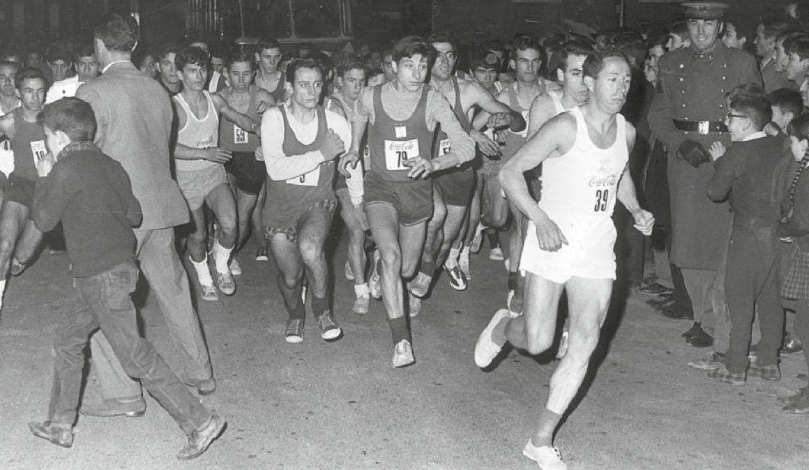 La historia del primer ganador de la Vallecana