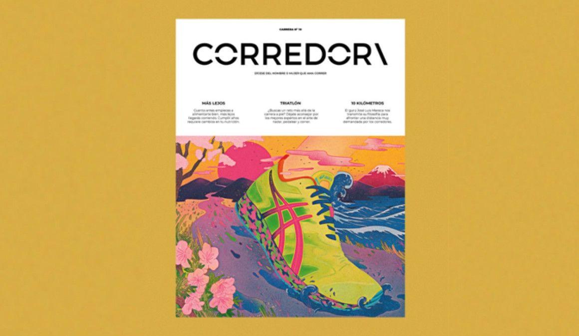 Empieza el año leyendo CORREDOR\