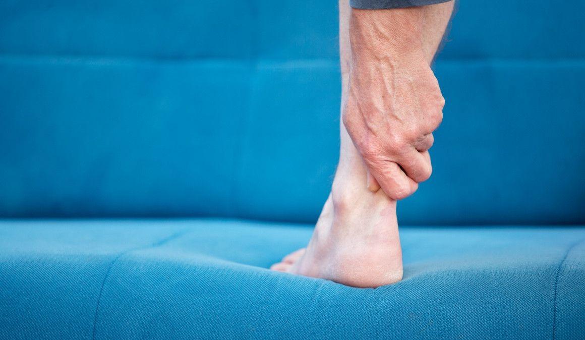 ¿Qué es y cómo curo la tendinitis del Aquiles?