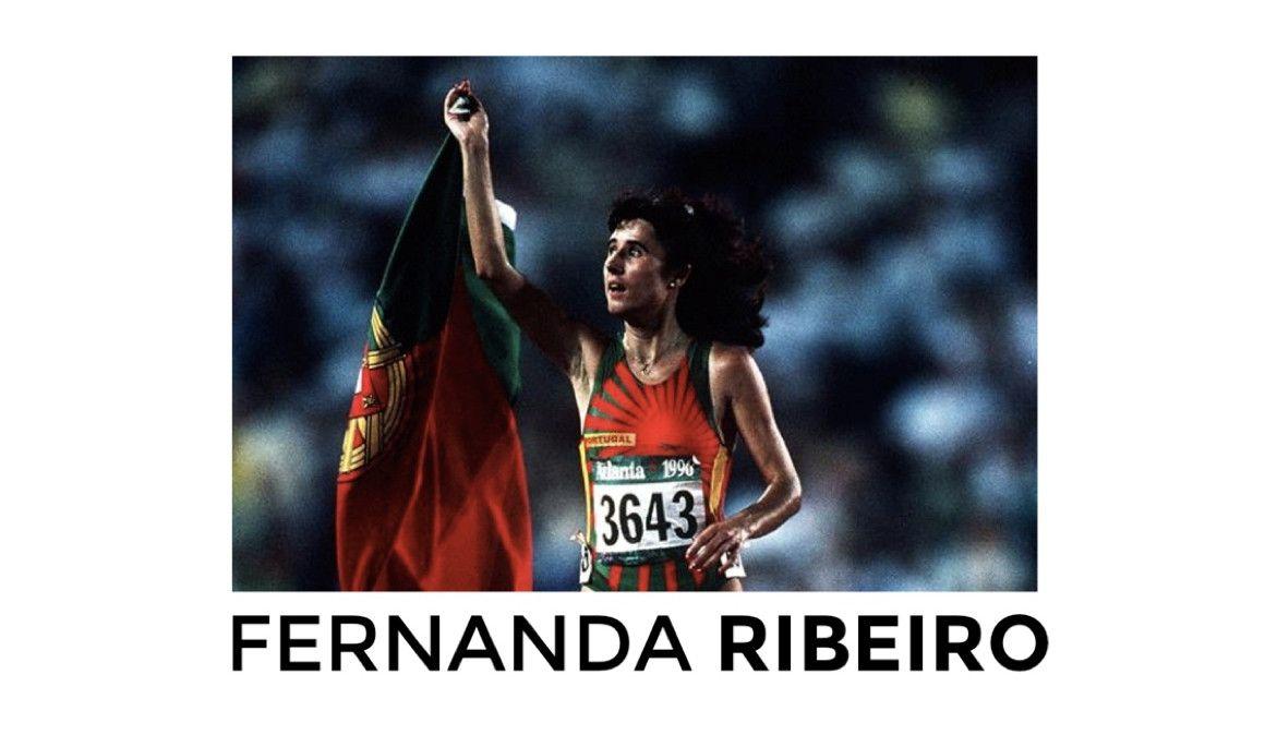 Es leyenda: Fernanda Ribeiro