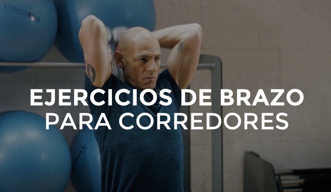 Triple ejercicio de brazos para corredores