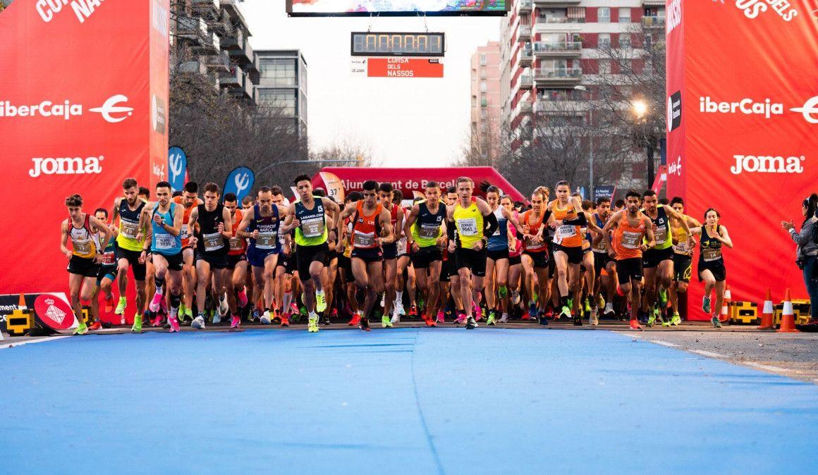 1101 corredores sub 40 minutos en la Cursa del Nassos