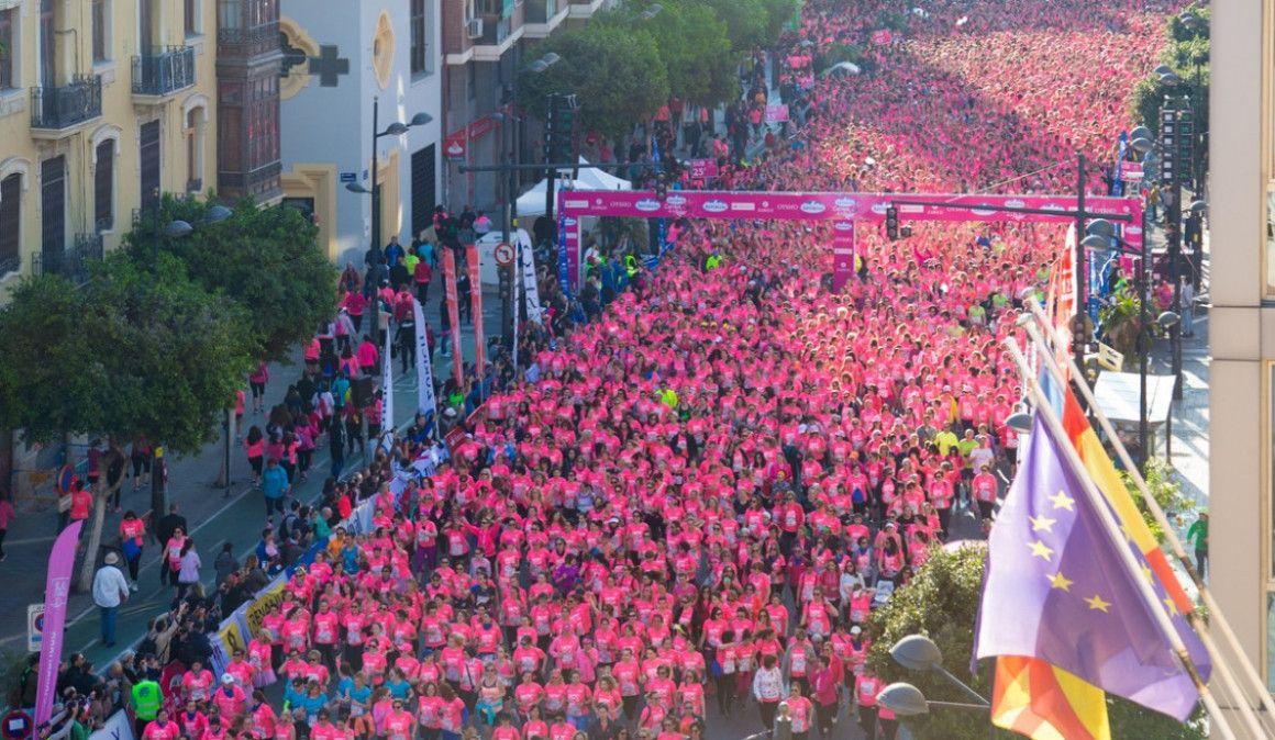 ¡Abiertas las inscripciones de la Carrera de la Mujer de Valencia!