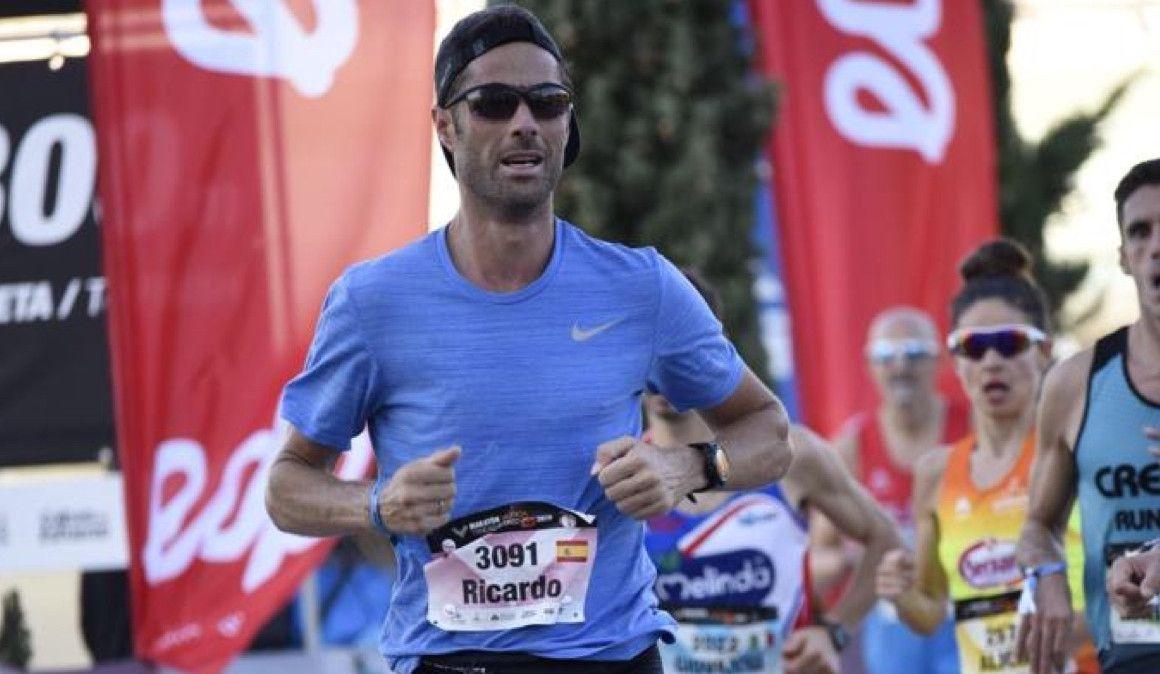 Debutó en maratón con 2h34 teniendo 1h19 en media