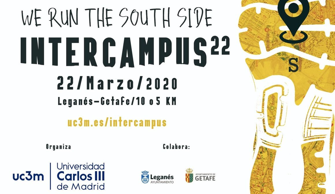 Vuelve la carrera Intercampus de la UC3M