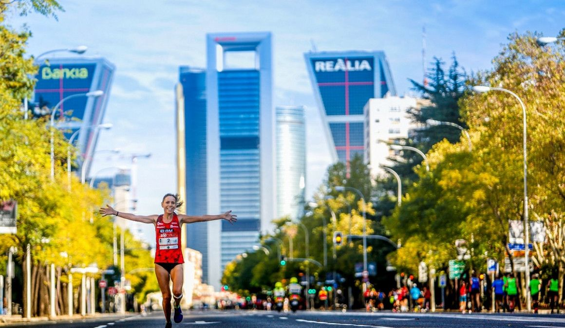 Consigue a precio de oferta tu dorsal para el EDP Medio Maratón de la Mujer 2020