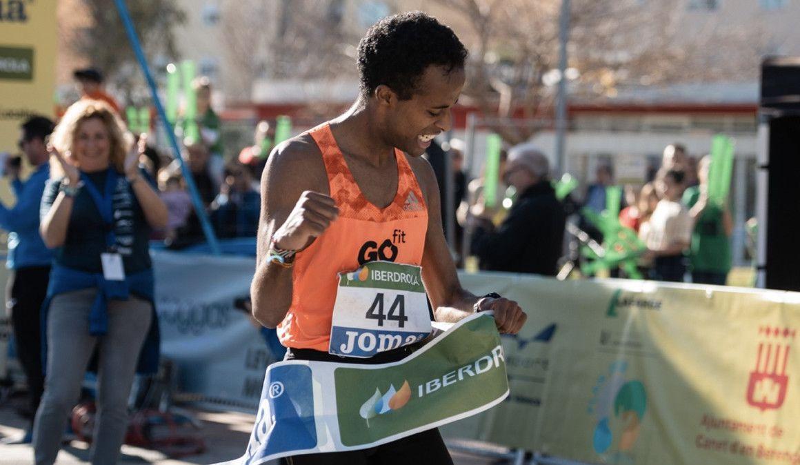 Así se consigue ser campeón de España de medio maratón