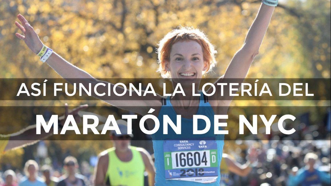 Cómo apuntarte a la lotería del Maratón de Nueva York