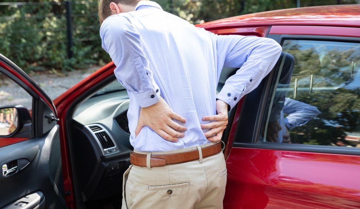 ¿Sufres dolores en la cadera cuando conduces?