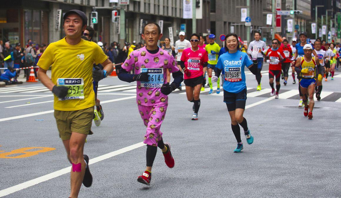 El maratón de Tokio pide a los residentes en China que no lo corran por el coronavirus