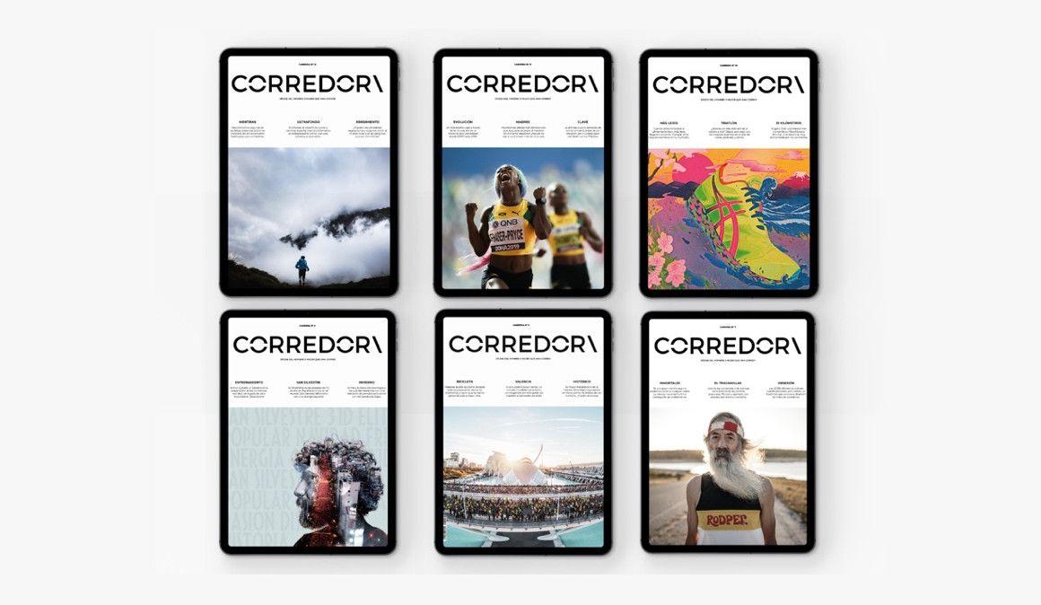 Todo los números de CORREDOR están disponibles en MOTORPRESS IBÉRICA STORE | soycorredor.es