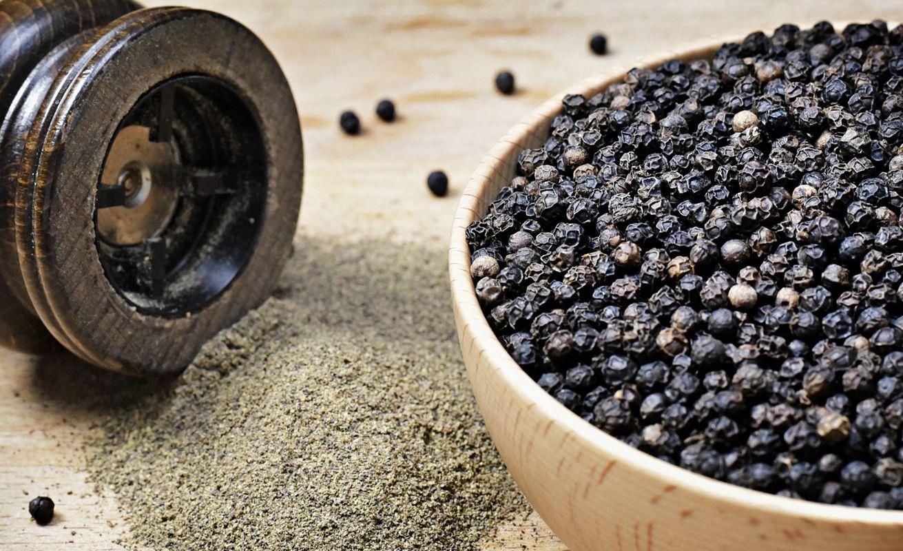 Uso de Pimienta negra