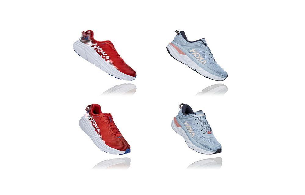 Consigue unas zapatillas Hoka y otros productos de la marca en el desafío fitnessdigital