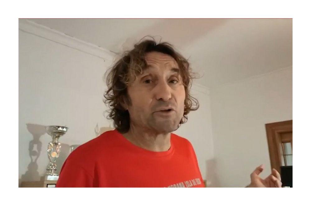 Franc Beneyto, 5:25 en milla en el desafío en cinta de fitnessdigital