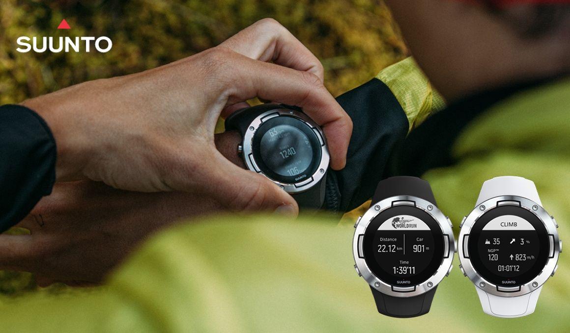 CONCURSO   Participa ya para conseguir uno de los dos relojes deportivos Suunto 5